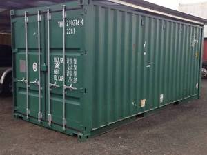 Farmer floats idea for shipping container grain storage Grain Central