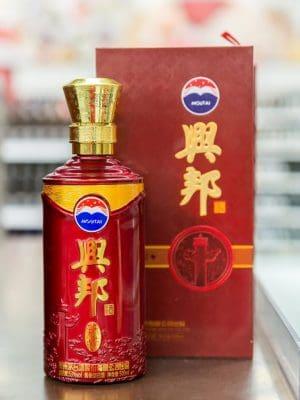 A famous brand of Chinese baijiu.