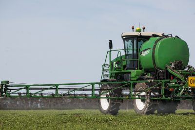 Spray-drift reduction target in latest GRDC GrowNotes - Grain Central